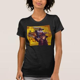 Ladies Wild West Retro T-shirt