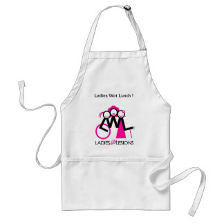 Ladies With Lesions Standard Apron