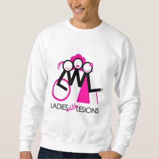 Ladies With Lesions sweatshirt