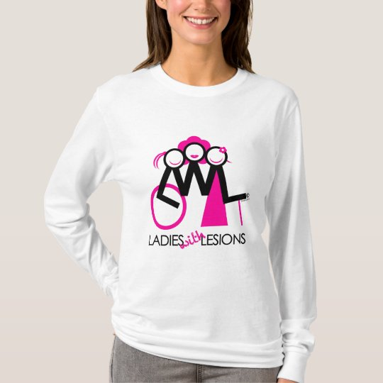 Ladies With Lesions T-Shirt