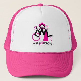 Ladies With Lesions Trucker Hat