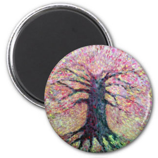 Ladies With Me All 6 Cm Round Magnet