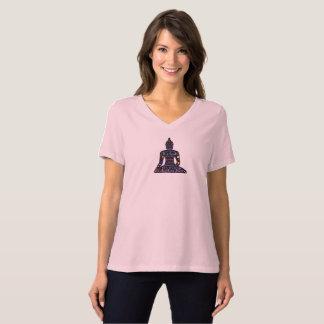 Ladies Yoga Awareness T-Shirt