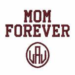 Ladies Zip Hoodie Mum Forever