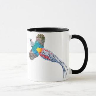 Lady Amherst Pheasant Mug