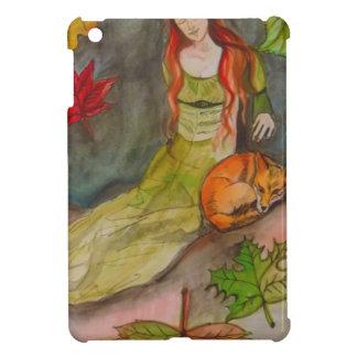 Lady and The Fox iPad Mini Case
