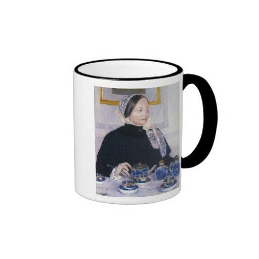 Lady at the Tea Table Mug