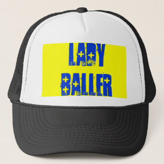 Lady Baller Trucker Hat