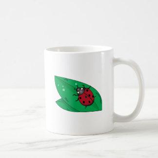 Lady Beetle Coffee Mug