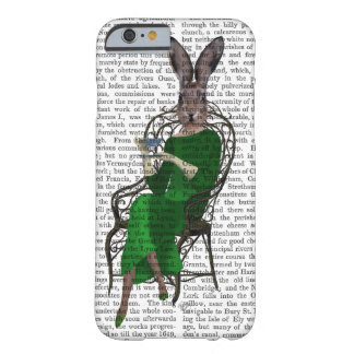 Lady Bella Rabbit Taking Tea 2 Barely There iPhone 6 Case
