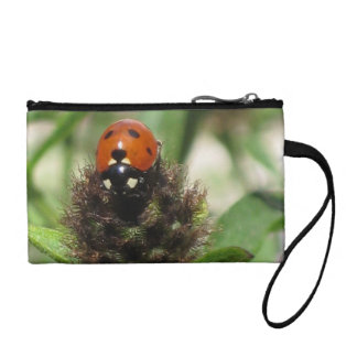 Lady bird - Key Coin Clutch