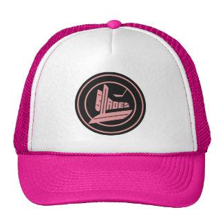 Lady Blades Mesh Hats