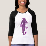 Lady Bubble Runner Shirt