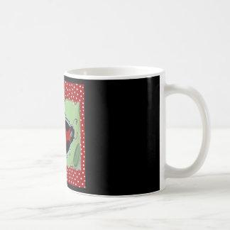 Lady Bug Basic White Mug