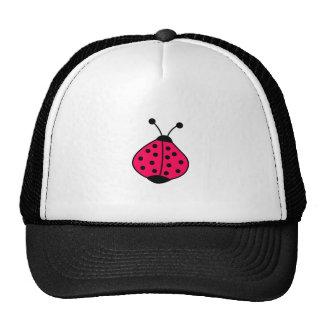 Lady Bug Cap