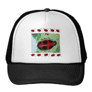 Lady-Bug Trucker Hats