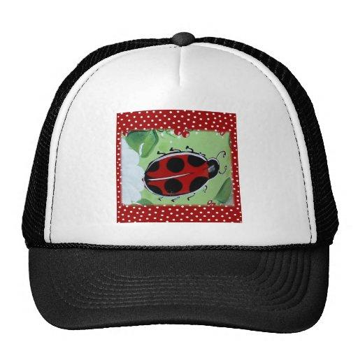 Lady Bug Hat
