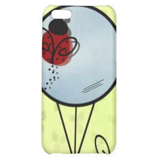 Lady bug iPhone 5C covers