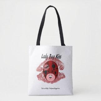 Lady Bug Kiss Bag