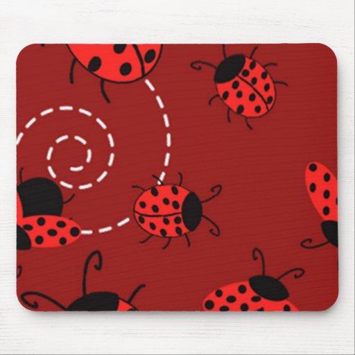 Lady bug Mousepad