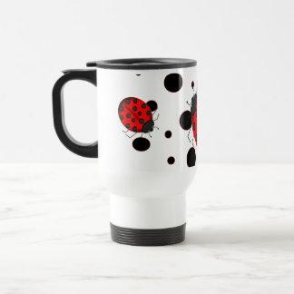 Lady Bug Travel Mug