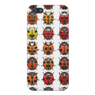 Lady Bugs 1 iPhone Case iPhone 5/5S Cover