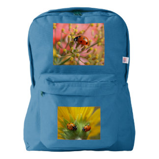 Lady Bugs Backpack
