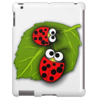 Lady bugs iPad Case