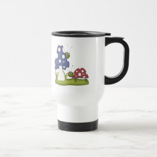 Lady Bugs Life Travel Mug
