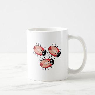 Lady Bugs Mug