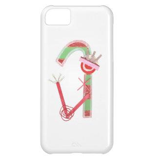 Lady Candy Cane I-Phone 5C Case