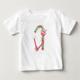 Lady Candy Cane Infant T-Shirt