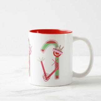 Lady Candy Cane Mug