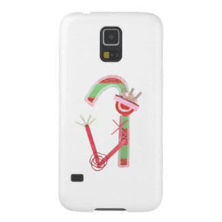 Lady Candy Cane Samsung Galaxy S5 Case