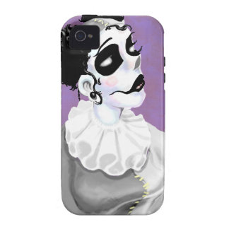 Lady Clown iPhone 4/4S Cover