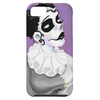 Lady Clown iPhone 5 Cover