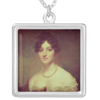 Lady Colville Silver Plated Necklace