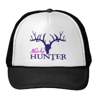 LADY DEER HUNTER TRUCKER HATS