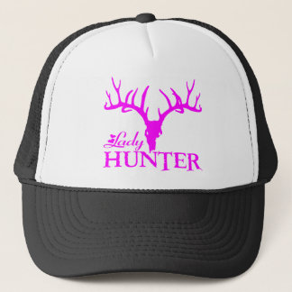 LADY DEER HUNTER TRUCKER HAT