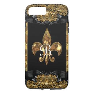 Lady Eve Fleur French Monogram iPhone 7 Plus Case