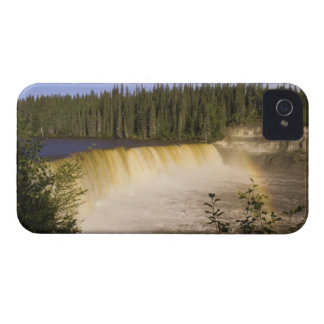 Lady Evelyn Falls Territorial Park, Northwest iPhone 4 Cover