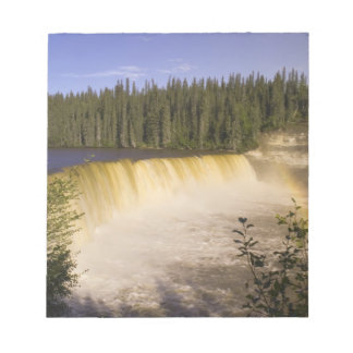 Lady Evelyn Falls Territorial Park, Northwest Notepad