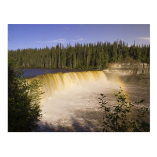 Lady Evelyn Falls Territorial Park, Northwest Postcard