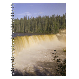 Lady Evelyn Falls Territorial Park, Northwest Spiral Notebook