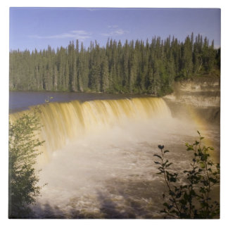Lady Evelyn Falls Territorial Park, Northwest Tile