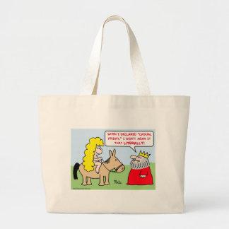 lady godiva casual friday jumbo tote bag
