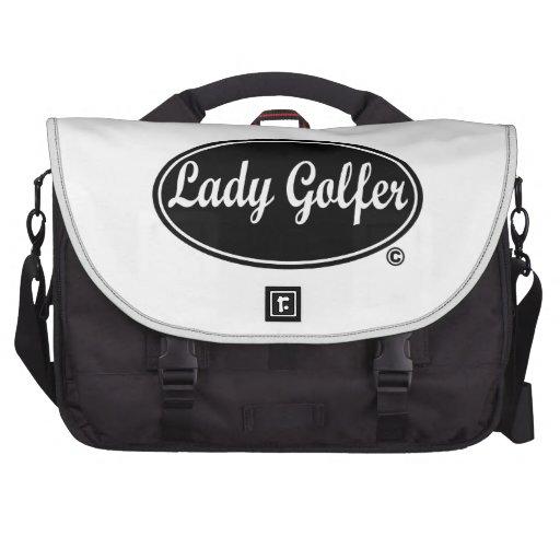 Lady Golfer Commuter Bag Laptop Bags