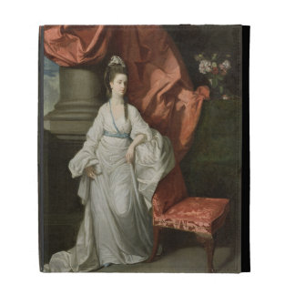 Lady Grant, Wife of Sir James Grant, Bt., 1770-80 iPad Folio Covers
