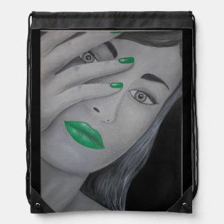 Lady Green Bag