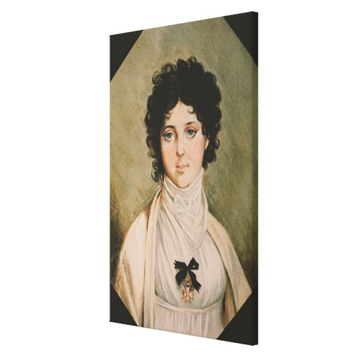 Lady Hamilton Stretched Canvas Prints